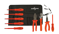 Jameson 9 pc. General Purpose Tool Kit - (JT-KT-00006)