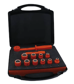 Jameson 12 pc. Combination Socket Set - 1/2\