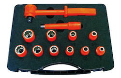 Jameson 12 pc. Combination Socket Set - 3/8\