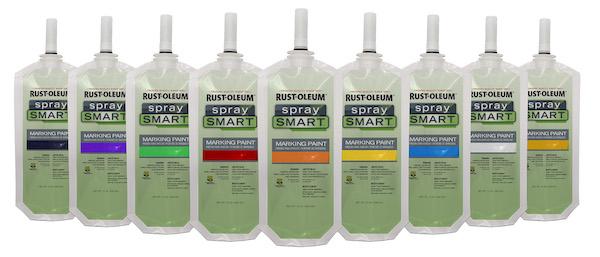 Rust-Oleum SpraySmart™ Marking Paint