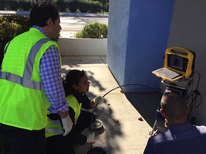 Vivax-Metrotech vCam-6 HD Video Pipe Inspection System